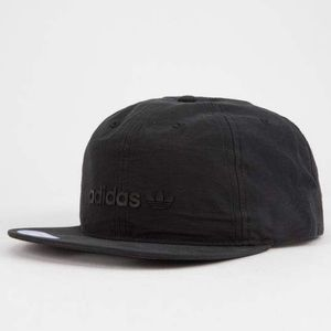 Adidas Originals Relaxed Decon II Black Snapback